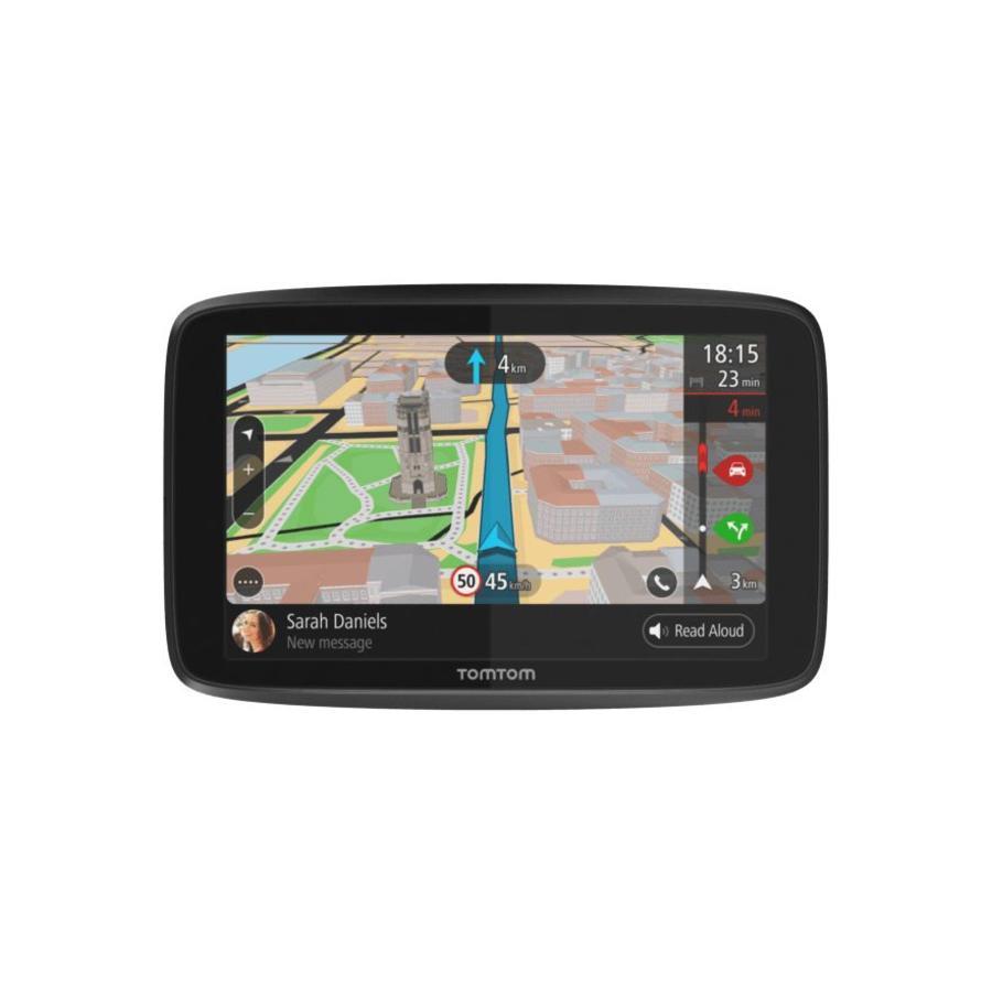 TOMTOM GO 6200 - 2018 Model - Gratis Verzending