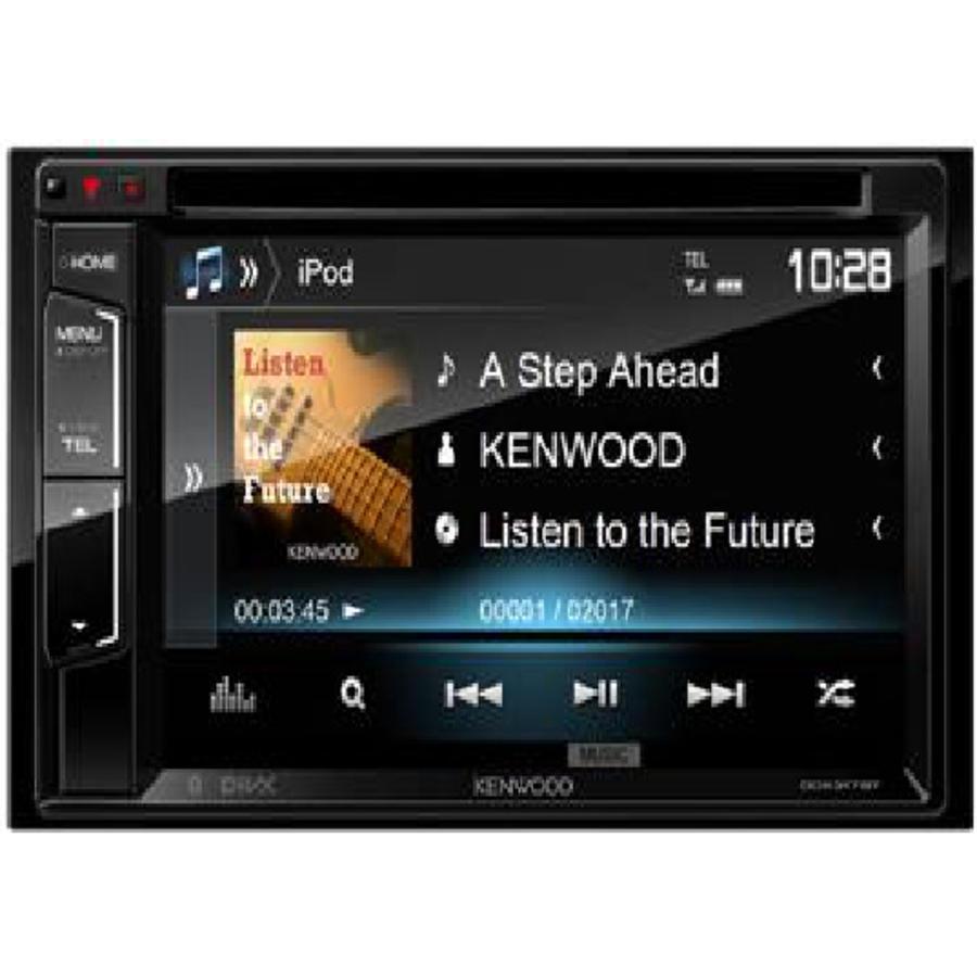 Kenwood DDX317BT ( 2017 model )