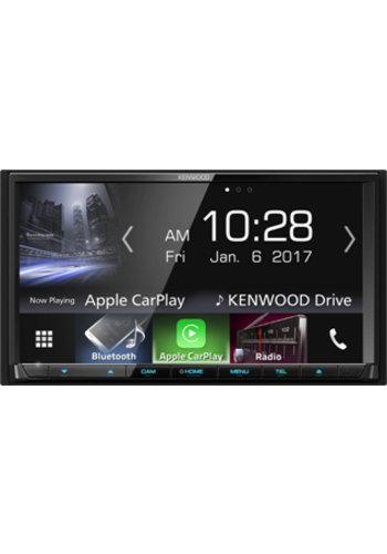 Kenwood DDX9717BTS -  2018 - 3 Jaar garantie