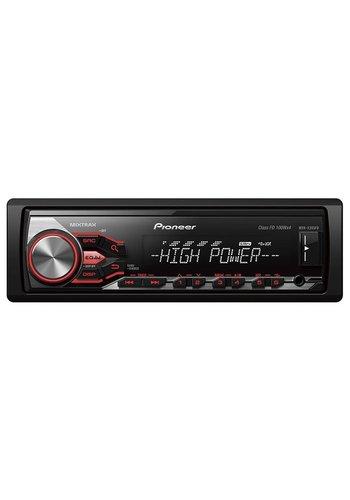Pioneer MVH-280FD - Bluetooth - 2 Jaar Garantie