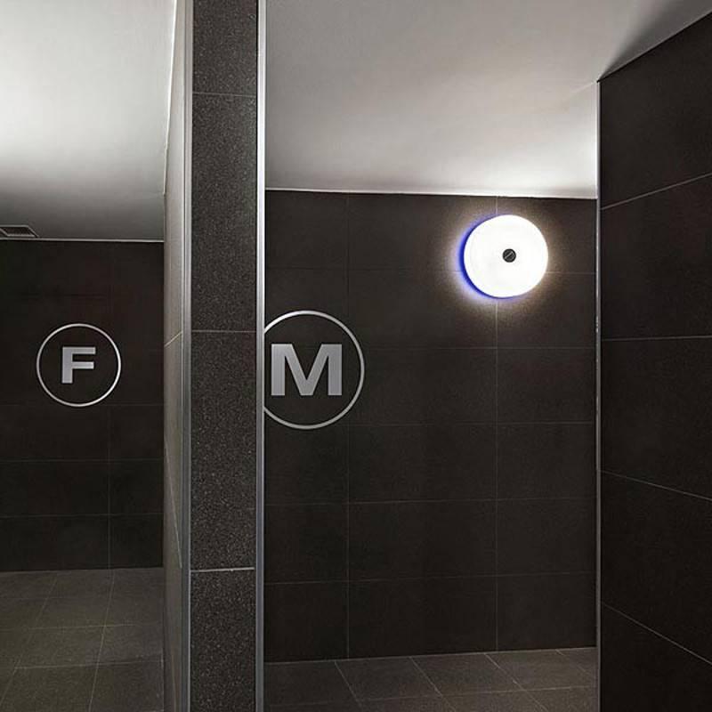 Flos Button wand/plafondlamp