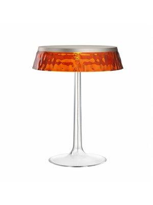 Flos Bon Jour tafellamp mat- chroom
