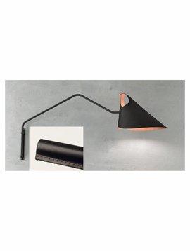 Jacco Maris Mrs.Q Totally Leather Wandlamp