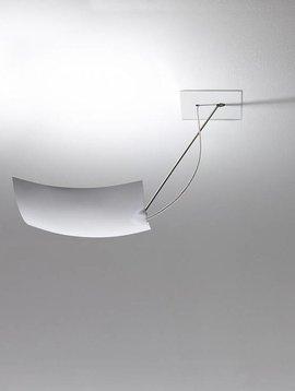 Ingo Maurer 18x18  wand/plafondlamp