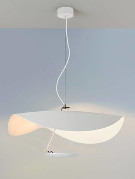 Catellani & Smith Lederam Manta S1 hanglamp