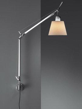 Artemide Tolomeo Basculante Parete wandlamp