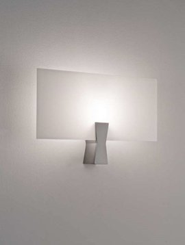 Terzani Strict Mini H 81 A wandlamp