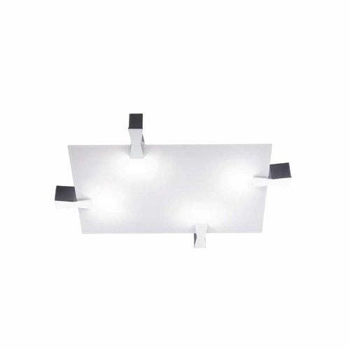 Terzani Strict Mini H 84 L plafondlamp