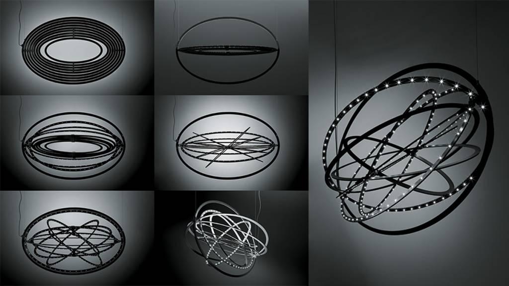 Artemide Copernico hanglamp