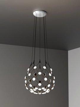 Luceplan Mesh D86C55 hanglamp