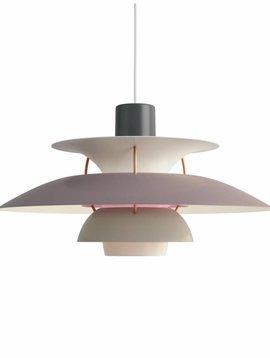 Louis Poulsen PH 5 hanglamp grijs