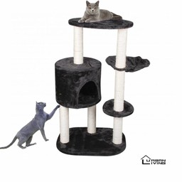 Urban Living Katten Krabpaal Zwart
