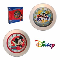 Disney Wandklok Mickey