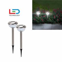 HI LED Lampen Rond, 2-DELIGE SET