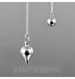 pendulum - silver
