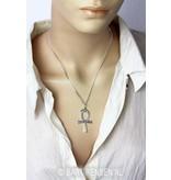 Ankh hanger - echt zilver