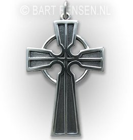 Celtic Cross Pendant - Silver