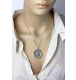 Horoscope Pendant - sterling silver