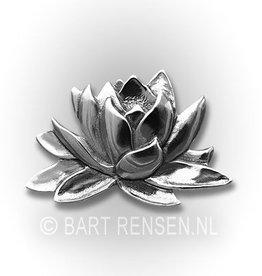 Lotus speld - zilver
