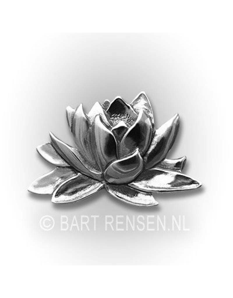 Lotus speld - echt zilver