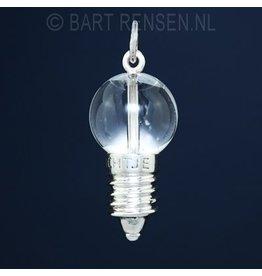 Licht hanger - zilver