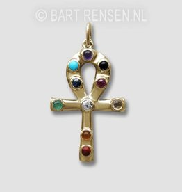 Ankh pendant - Gold