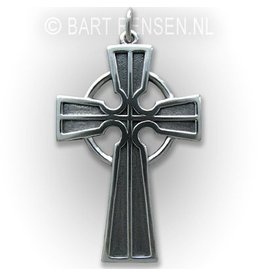 Gouden Keltisch Kruis
