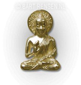 Gouden Boeddha hanger