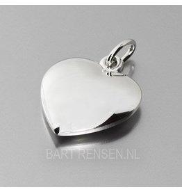 Hart hanger-zilver
