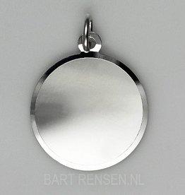Graveer hanger - zilver