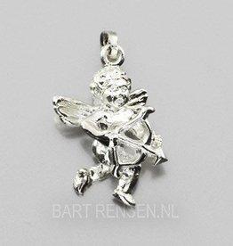 Cupido pendant - silver