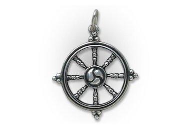 Oriental Symbol pendants