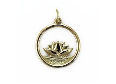 Oriental Golden pendants