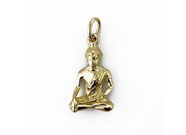 Gouden Boeddha hangers