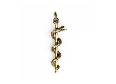 Golden Symbolic pendants