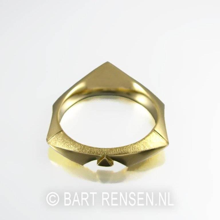 Gouden Ring 585