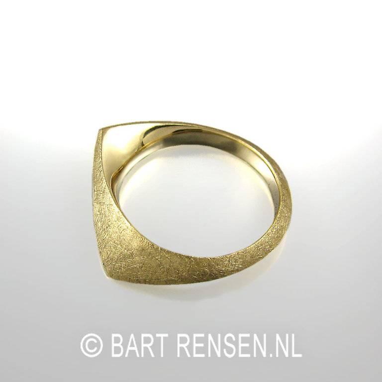 Golden Ring - Goldsmith Bart Rensen
