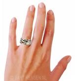 Ring met Topaas - zilver 925