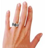 Keltische Ring - zilver 925