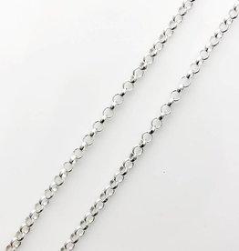 Jasseron Ketting - zilver