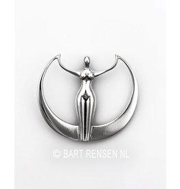 Godin hanger - zilver