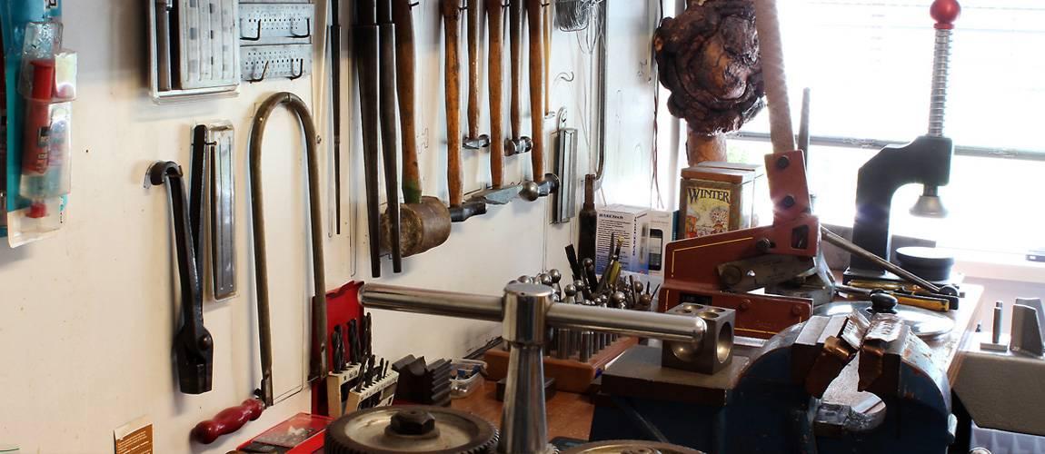 Goldsmiths tools