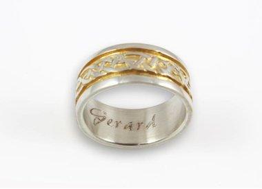 Ring engravings