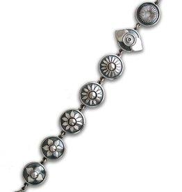 Chakra Bracelet - silver