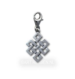 Tibetan Knot charm