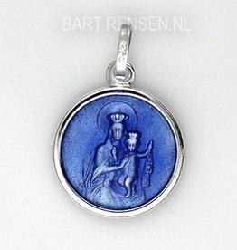 Jesus pendant - silver