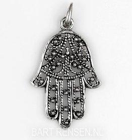 Zilveren Fatima handje