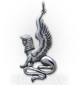 Sphinx pendant - Silver