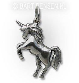 Silver Unicorn pendant