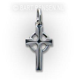 Celtic Cross Pendant - Silver